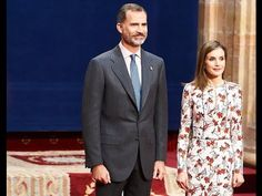 Queen Letizia and King Felipe attend the 2016 Princess of Asturias Award Queen Letizia and King Felipe attend the 2016 Princess of Asturias Award King Felipe and Queen Letizia of Spain attended an audience with 2015 Princess of Asturias Award winners of the University of Oviedo at the Reconquista Hotel on October 21 2016 in the northern city of Oviedo Spain. --------------------- subscribe for more videos : https://www.youtube.com/channel/UCRI8hHuxo-hCNAHRpVlkuzg blogger…