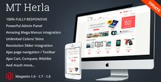 Deals MT Herla Responsive Hitech Magento ThemeIn our offer link above you will see