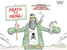Editorial Cartoon by Bob Gorrell for Thursday, December 7, 2017.
