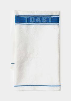 TOAST GLASS CLOTH | TOAST