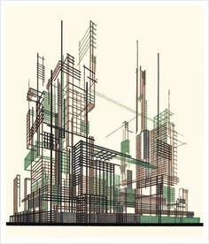 건축과 영화 - 이야코프 체르니코프 : 네이버 블로그