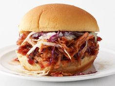 Get this all-star, easy-to-follow Slow-Cooker Pulled Pork Sandwiches recipe from Food Network Kitchen