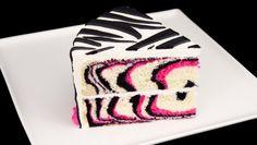 Le fameux gâteau zébré !