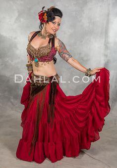 Dahlal Internationale Store - ARABIAN SANDS Tribal Bra and Belt Set, $75.00 (https://www.dahlal.com/arabian-sands-tribal-bra-and-belt-set/)