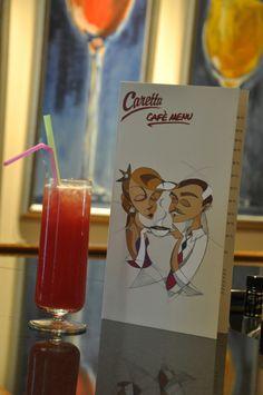 Zengin içecek menümüze göz attınız mı?