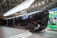 When a Russian Tank Company Builds a Streetcar It Comes Out Badass