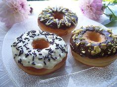 Una pincelada en la cocina: donuts para principiantes