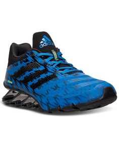quality design 856fc fafea adidas Men s Springblade Ignite Running Sneakers from Finish Line   Reviews  - Finish Line Athletic Shoes - Men - Macy s