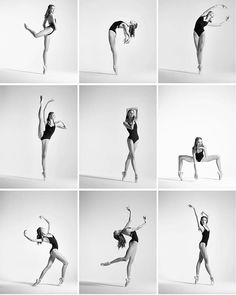 // Bolshoi ballerina, Alena Kovaleva, graduated from Vaganova Ballet Academy in 2016. Photos by Niv Novak.