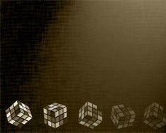 Plantilla PowerPoint de Cubo Rubik e Inteligencia es un diseño de PowerPoint gratis para usar en persentaciones de inteligencia así como también habilidades y ejercicios mentales o juegos