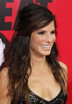 The Brunettes: Sandra Bullock's shade, which marries deep umber tones with rich chestnut hues, is the perfect balance of nearly jet-black and medium brown.