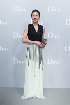 More Of Dior's Taipei!  Michelle Yeoh at the new Dior boutique opening in Taipei. Discover more on www.dior.com