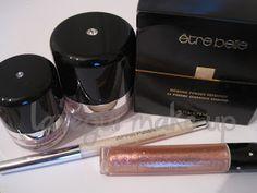El Blog Lavegui nos muestra una review de los productos de la colección de maquillaje mineral Diamond de être belle