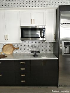 hgtv dream home fl New Kitchen, Kitchen Ideas, Low Cabinet, Hgtv, Lighter, Kitchen Cabinets, Dark, Home Decor, Decoration Home