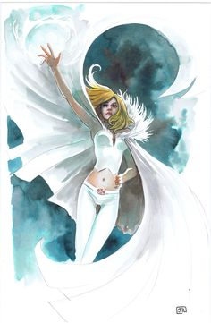 white queen by ~ryuloulou on deviantART