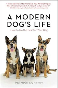 Buy A Modern Dog's Life: How to Do the Best for Your Dog by Paul McGreevy, PhD, MRCVS and Read this Book on Kobo's Free Apps. Discover Kobo's Vast Collection of Ebooks and Audiobooks Today - Over 4 Million Titles! Alpha Dog, Book Annotation, Pet Dogs, Pets, Mans Best Friend, Dog Grooming, Dog Owners, Dog Life, Good Books