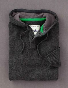 Everyday Hoody in Charcoal