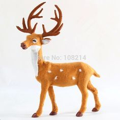 Christmas Gift Elk A Set of Two and KG Nice Christmas Tree Felt Decoration elk New Years Decorations, Felt Decorations, Christmas Decorations, Christmas Gift Pictures, Christmas Gifts, Christmas Tree, Elk Pictures, Santa And His Reindeer, Needle Felting