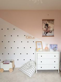 Baby Girl Nursery Room İdeas 554927985334476056 - simple and stylish baby girls nursery Ettie and Me Source by jeremiechappel Baby Bedroom, Baby Boy Rooms, Little Girl Rooms, Baby Room Decor, Nursery Room, Girl Nursery, Girls Bedroom, Childrens Bedroom, Room Baby