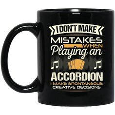 An accordion coffee
