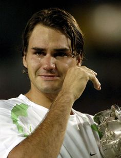 Australian Open 2006 Federer recovers from a poor start to beat Marcos Baghdatis 5-7, 7-5, 6-0, 6-2 for his second title in Melbourne
