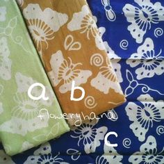 Flowery Hana by Nadiah Alwi @floweryhana Instagram photos | Websta (Webstagram) | Butterfly Batik