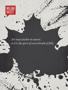 Poster Quote Art Print Minimalist Poster Quote by DesignDifferent