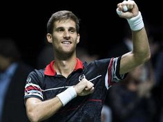 Martin Klizan upsets Gael Monfils to capture title in Rotterdam