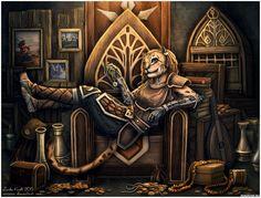 #khajiits, #games, #The_Elder_Scrolls, #images, #каджиты, #игры, #The_Elder_Scrolls, #картинки https://avavatar.ru/image/9106