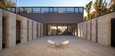 Gallery of House With A Peristyle / Drozdov&Partners - 2
