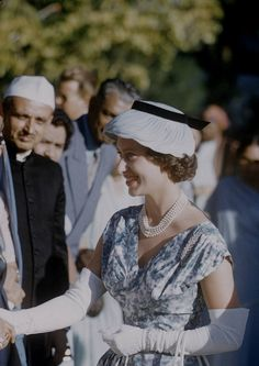 Princess Margaret carried out a tour of the British Colonies in East Africa during September and October, 1956 to carry out various engagements.  The provisional program announced before her departure included visits to Mauritius, Zanzibar, Tanganyika and Kenya.