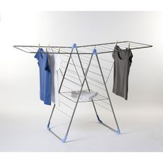 Clothes Drying Rack Costco Inspiration Top 10 Best Clothes Drying Racks 2018 Reviews  Clothes Drying Racks Design Ideas