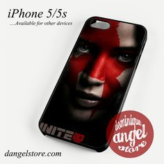 The Hunger Game Unite D13 Katniss Phone case for iPhone 4/4s/5/5c/5s/6/6 plus