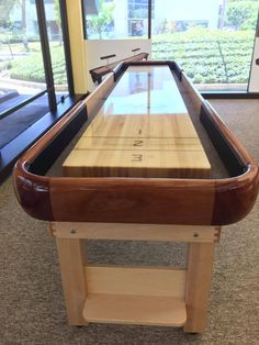 All About Shuffleboard Tables Including Shuffleboard Rules, Where To Play,  How To Choose The