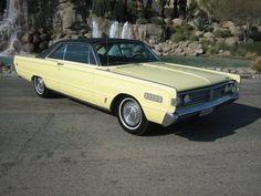 1966 - Mercury S-55