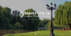 Situated just 40 minutes South of Johannesburg, complimented by beautiful rolling lawns, imported fountains, statues and collected pieces of art, you'll find the luxurious Makery Estate. Lawns, Statues, Perfect Wedding, Compliments, Wedding Venues, Art Pieces, How To Plan, Luxury, Beautiful