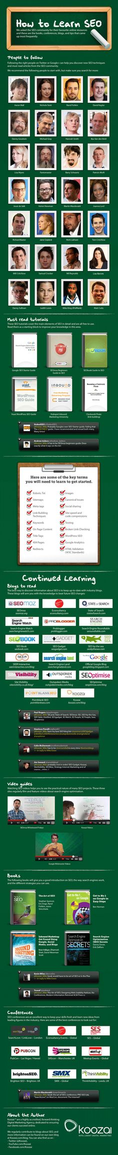 Learning SEO: Tips, Trends, Blogs, Sources  #SEO #tips
