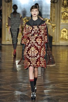 Antonio Marras love the brocade