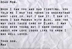 ;Send a letter