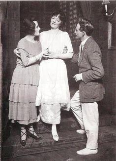 Leslie Howard in Mr. Pim Passes By, 1920