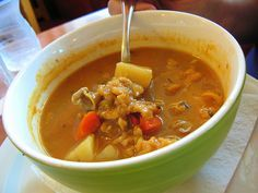 bahamian+recipes | Here's a chowder from Mary Ann's, a traditional Bahamian ...