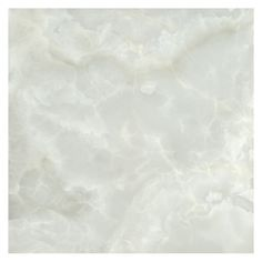 """Complete Tile Collection - Natural Stone Onyx Tile - Blanc Nuage Premium - Polished finish, MI#: 111-OP-110-311, Single Tile (12"""" x 12"""", available in other sizes) #stonetiles #interiorideas #walltiles #floortiles"""