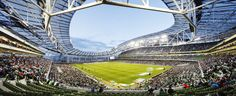 Aviva Stadium – The Home of Irish Rugby Union Team