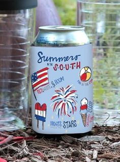 Coozie Summers in the South by Ashton Brye™