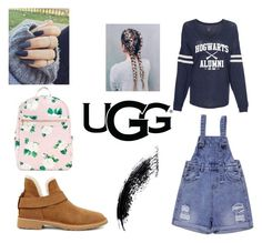 """""""The New Classics With UGG: Contest Entry"""" by thanhchloe ❤ liked on Polyvore featuring UGG and ugg"""