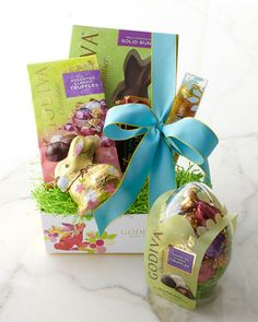 Godiva Easter Cheer Basket on shopstyle.com