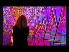 (2:57) Dan Flavin, James Turrell and Olafur Eliasson. Painting with light. - 6th