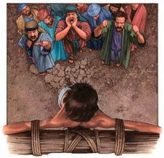 Read  Isaiah 53:1–6 . What does this tell us about the sufferings of the Lord on the cross?   Isaiah 53:4 said that Jesus bore our grief...