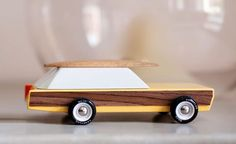 Vlad Dragusin + Candylab Toys is raising funds for Even more Awesome Wood Toys on Kickstarter! Throwback wood toys, made from solid wood and inspired by vintage cars.