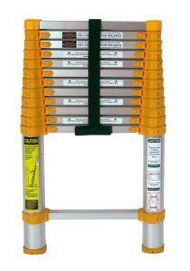 Telescoping Aluminum Extension Extend Ladder 225 Lb Multi Use Portable Ladder Stabilizer, Multi Purpose Ladder, Ladder Accessories, Aluminium Ladder, Attic Ladder, Little Giants, Classic House, Feet Care, Dresses